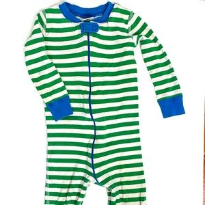 Hanna Andersson striped pjs